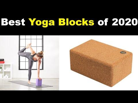 Best Yoga Blocks of 2020