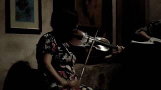[Cover] Hoa xuân ca (Trịnh Công Sơn) - Violin - Guitar