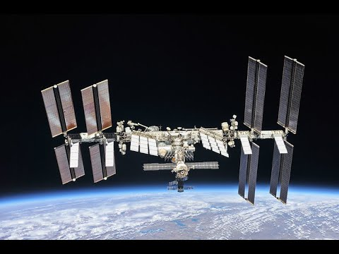 #EZ Science: International Space Station  Our Home in Space for 20 Years