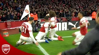 Arsenal 2018/19 - Football's Greatest Entertainment