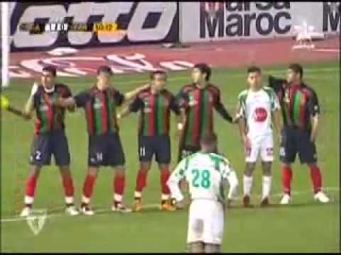 Raja Casablanca-FAR Rabat 3-1