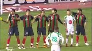 Raja Casablanca-FAR Rabat 3-1 2017 Video