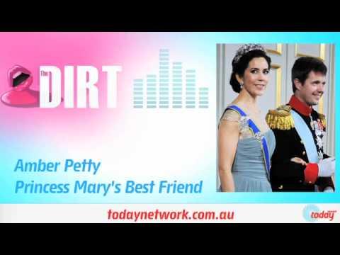 Princess Mary Parties In Australia