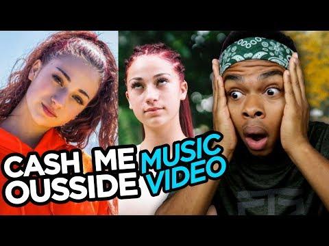 DANIELLE BREGOLI MUSIC VIDEO ROAST 'CASH ME OUSSIDE' DISS