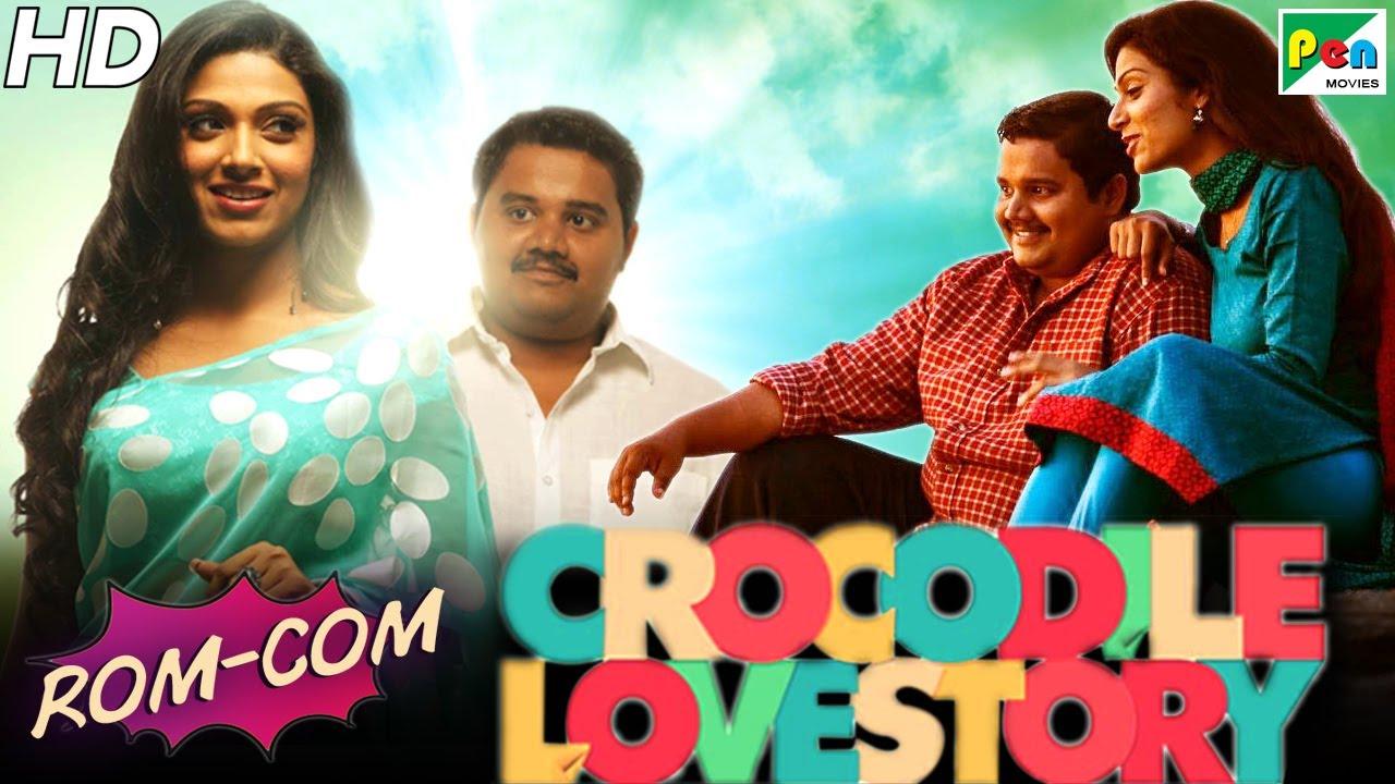 Crocodile Love Story - Romantic - Comedy Scenes | Hindi Dubbed Movie | Praveen Prem, Avanthika Mohan