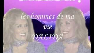 Dalida Les Hommes De Ma Vie