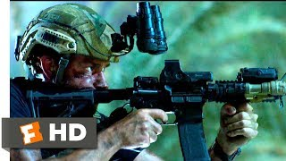 13 Hours: The Secret Soldiers of Benghazi (2016) - Holding Off Hostiles Scene (7/10) | Movieclips