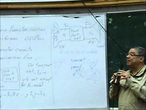 Dr. Saeed Mekhaimr (Circuits) - Lecture 1