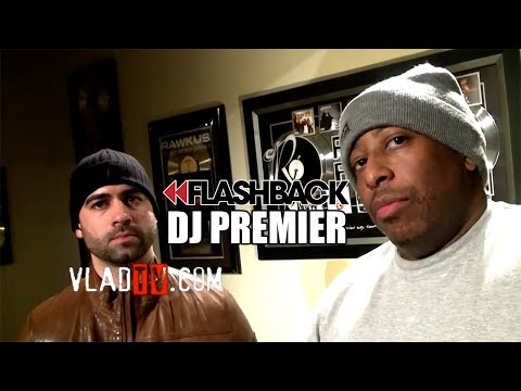 Flashback: DJ Premier Talks Producing on Nas Illmatic Album