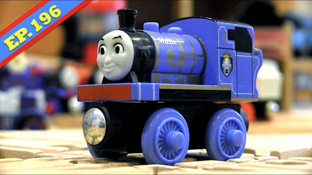 Thomas The Train Wooden Railway Adventures Videos Wooden Thing