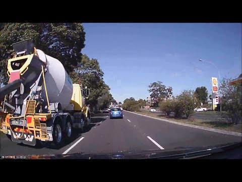 Driving NSW :  Granville - Mascot
