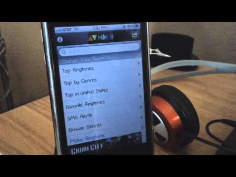 How to Get Free Ringtones on your iPhone with UnlimTonesKaynak: YouTube · Süre: 4 dakika25 saniye