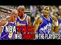 7 NBA Stars Who CHOKED in The Playoffs