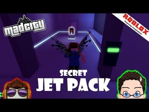 Roblox Madcity Jetpack -