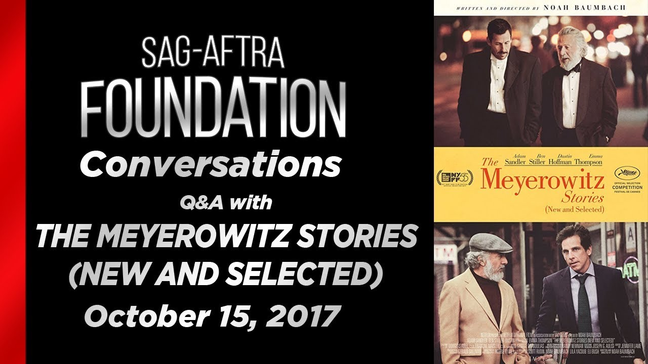 Download Conversations with THE MEYEROWITZ STORIES (NEW AND SELECTED)