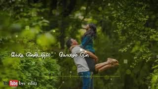 Ithu nee irukkum nenjamadi kanmani/love song thamil/