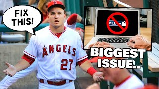 MLB Needs To FIX THIS Before It's Too Late.. (rant)
