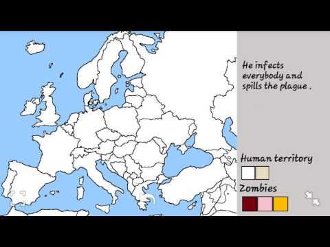 ZOMBIAN INVASION OF EUROPE PART 1 : Albania betrayed