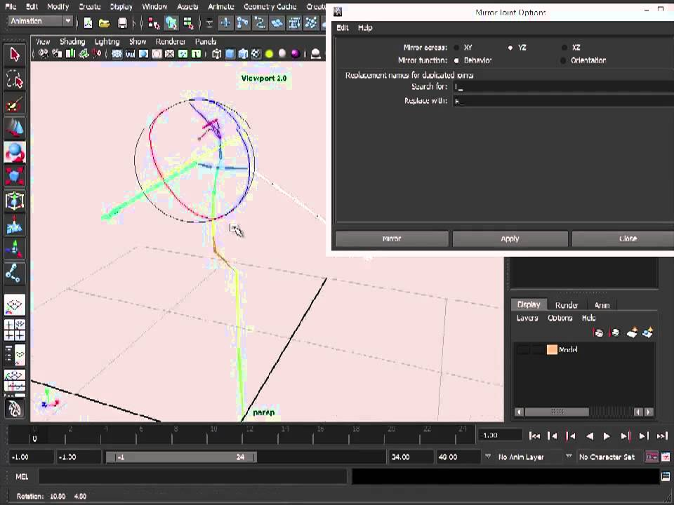 How to rig a character for posing in Maya | Creative Bloq