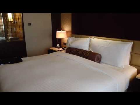 Fairmont Jakarta hotel room tour
