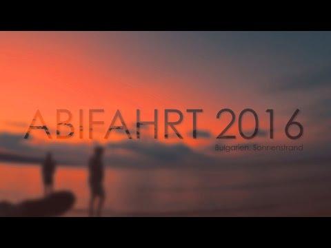 Abifahrt   Sonnenstrand - Bulgarien 2016