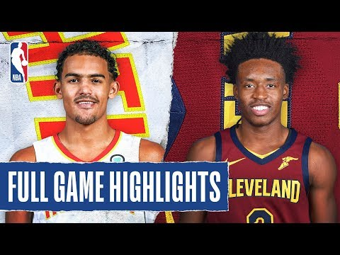 HAWKS At CAVALIERS | FULL GAME HIGHLIGHTS | December 23, 2019