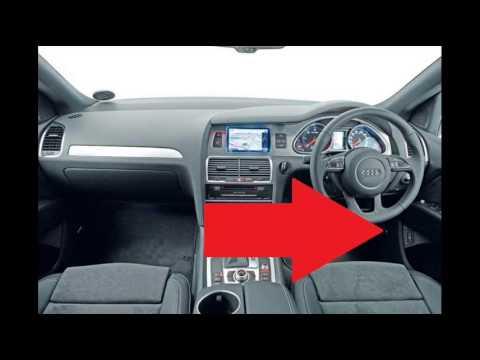 Audi Q7 Diagnostic Port Location Video - YouTube