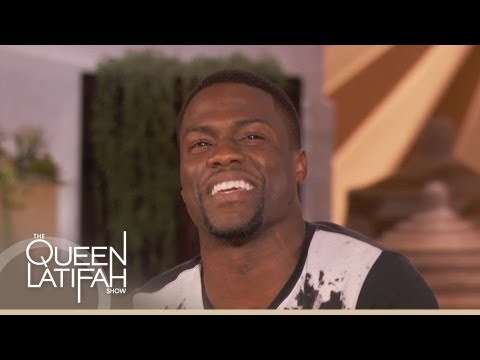 Kevin Hart on The Queen Latifah Show