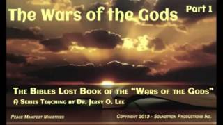 The Lost Book of the Wars of the Gods - Part 1