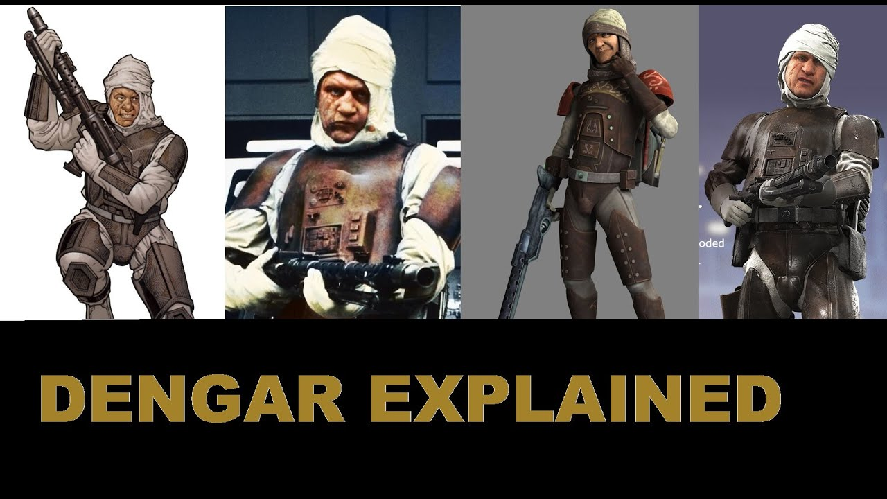 Who is DENGAR? Explained