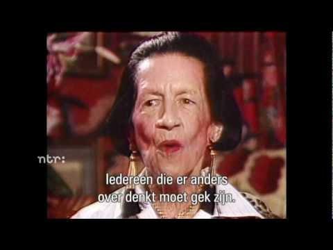 Promo Diana Vreeland -- Het oog moet reizen (Dinsdag 19-02-2013, om 23:00 uur op Nederland 2)