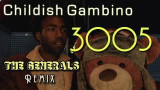 Childish Gambino - 3005 (The Generals TWERK Remix) FREE DOWNLOAD