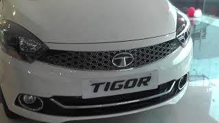 Tigor review at Tata motors hi-tech city branch, Hyderabad