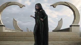 Хелла пришла в Асгард, Тор: Рагнарёк(Thor: Ragnarök)