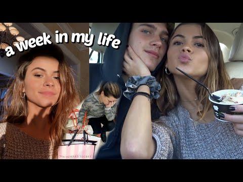 Weekly Vlog: DATE NIGHT, BLACK FRIDAY SHOPPING, THANKSGIVING