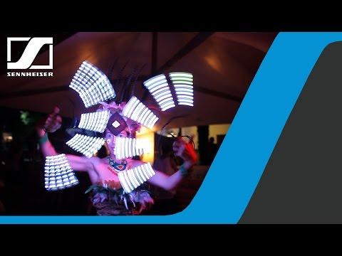 IBIZA 2015: BlueStage - Music. Culture. Life. I Sennheiser