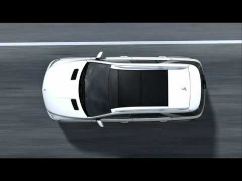 Mercedes Benz The new M Class Assistence Systems Attention Assist