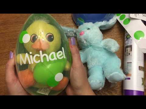 Dollar Tree Easter Crafts: Personalized Easter Eggs