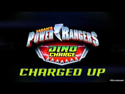 Power Rangers Dino Charge - Unreleased Music: 05 Charged Up