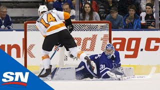 Philadelphia Flyers vs. Toronto Maple Leafs - FULL Shootout - Nov. 09, 2019