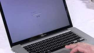 Install OS X from the Internet - Replacing MacBook Pro Hard Drive Non-Retina - Part 2
