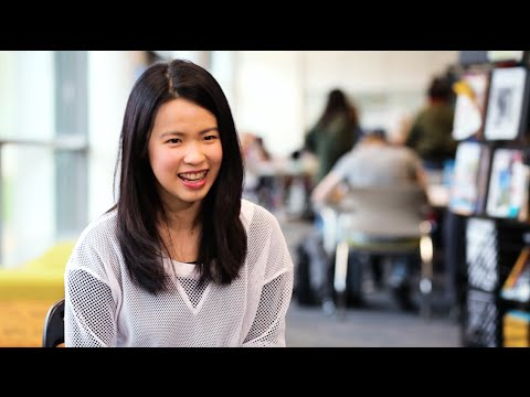 Being a successful international student: Stella's story