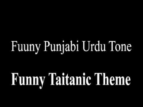 Funny Titanic Tone