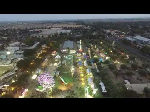 Yolo County Fair Midway 2015