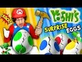 YOSHI'S SURPRISE EGGS!    Trouble Maker Toys!!!   (FGTEEV Skit / Unboxing)