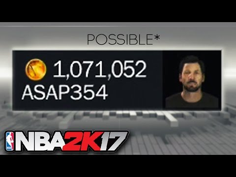 NBA 2K17 - BEST UNLIMITED VC GLITCH - 30,000 VC Per HOUR (Exploit) PC/PS4/XBOX ONE