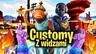 🔴 CUSTOMY WITH VIEWERS 🔴 LOOK FORWARD TO THE SHOP 🔴 CODE CREATORS NYZIUCJ 🔴 GIVEAWAY 🔴 #LIVE # FORTNITE # CUSTOMY