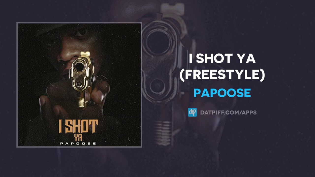 Papoose - I Shot Ya (AUDIO)