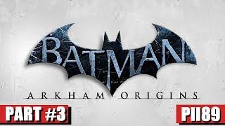 Batman Arkham Origins Gameplay Walkthrough Part 3 - Penguin