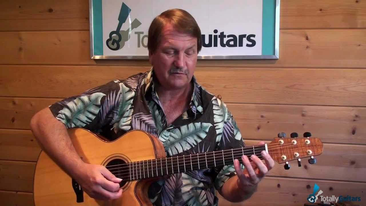 Walk On The Wild Side - Guitar Lesson Preview - YouTube